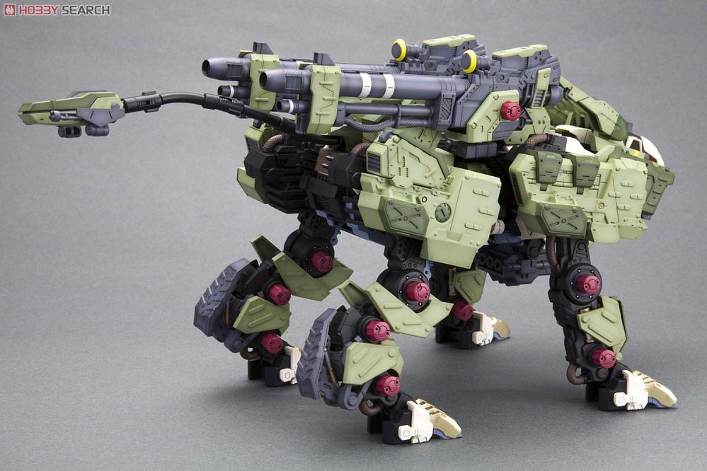 RZ-041 ライガーゼロ パンツァー (プラモデル)