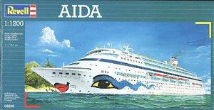 Aida 1:1200 Revell Modèle Kit