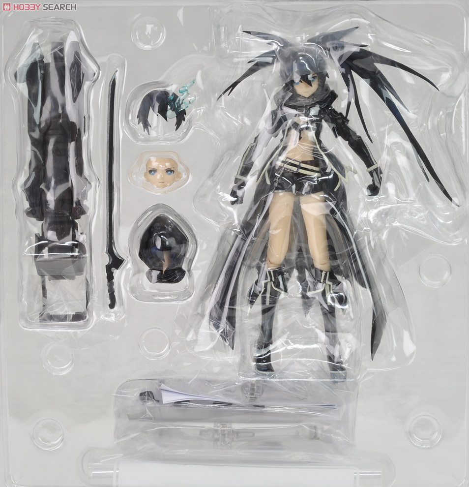 ... Black Rock Shooter : TV ANIMATION ver. (PVC Figure) Item picture7