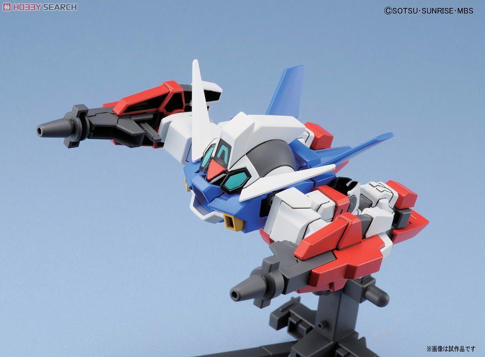 Gundam AGE-2 (Normal, Double Bullet) (SD) (Gundam Model Kits) Item ...
