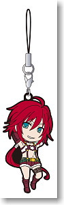 The Legend of Heroes: Ao no Kiseki Rubber Strap Shirlay (Anime Toy)