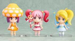 Triple Pack : gdgd Fairies (PVC Figure)