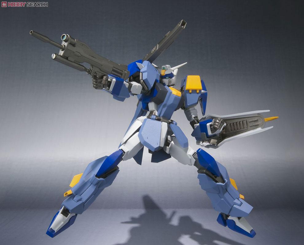Assault Shroud SIDE MS Robot Spirits Duel Gundam