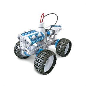4WD Fuel battery Car (Craft Kit)