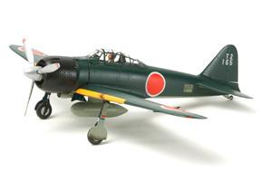 三菱 零式艦上戦闘機二二型 T2-165号機 (完成品)