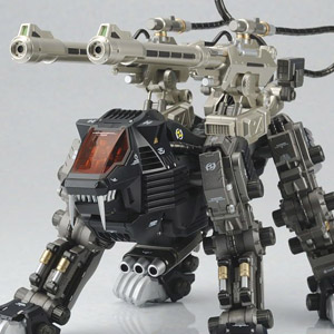 ZOIDS Shield Liger DCS-J (Completed)