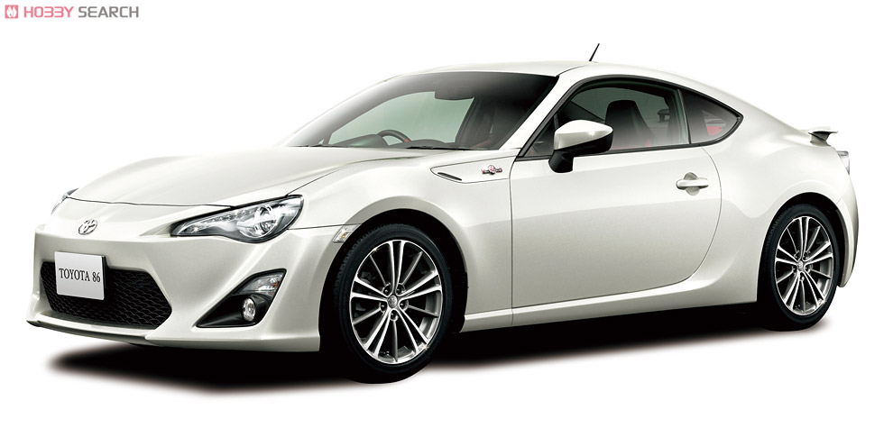 Toyota Ft86 12 Model Car Item Picture1
