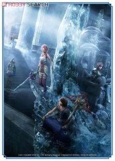 Final Fantasy XIII-2 (B) Card Sleeve (Card Sleeve