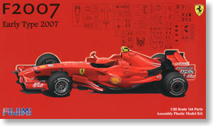 Ferrari F2007 Australia GP (Model Car)
