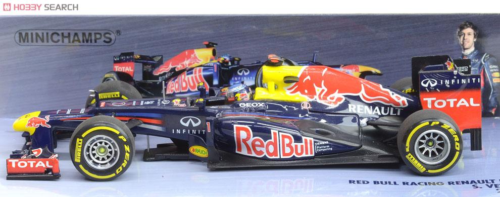 レッドブル レーシング ルノー RB8 S.ベッテル 2012 (ミニカー)