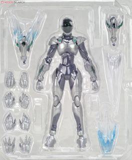 Bandai S.H.Figuarts Accel World Silver Crow Figure
