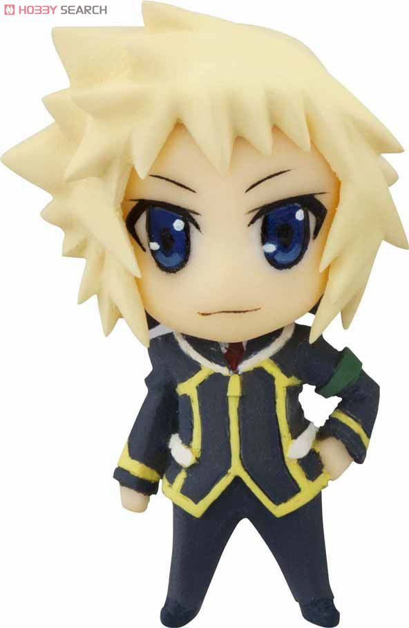 Cutie Figure Mascot Medaka Box 9 pieces (PVC Figure) Item picture2
