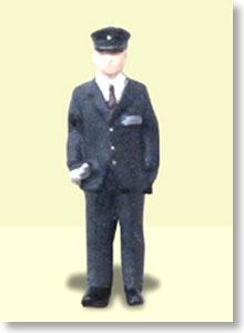 Ho Dolls EK-002 Station Staff 2 (1figure) (Model Train)