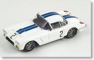 シボレー コルベット 1960年ル・マン24時間 #2 R.Thompson/F.Windridge (ミニカー)