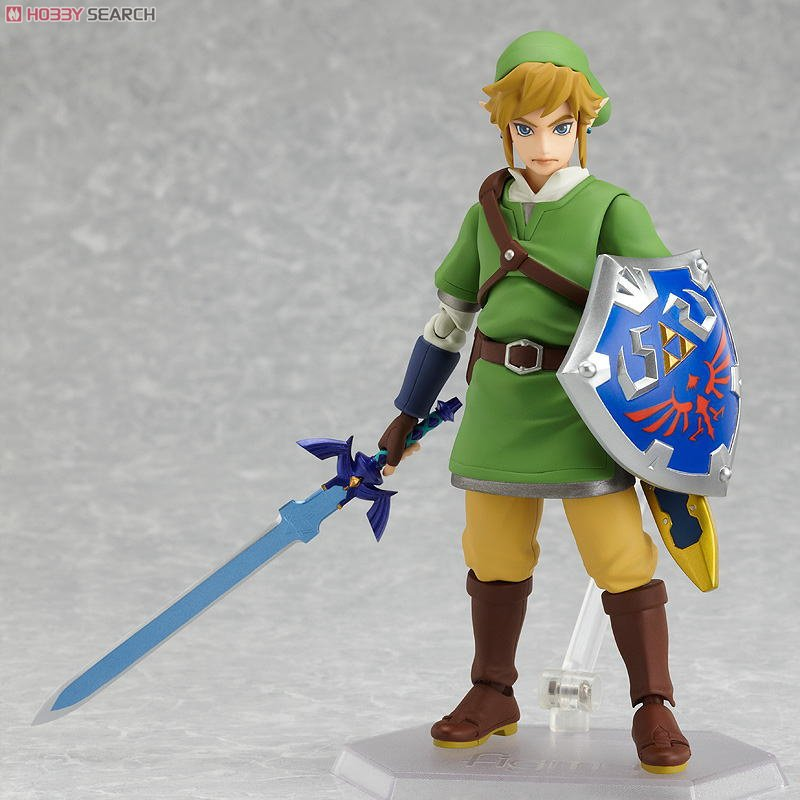 figma Link (PVC Figure) Item picture1