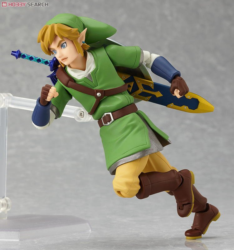 figma Link (PVC Figure) Item picture3