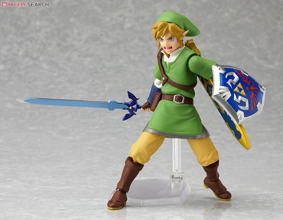 figma Link (PVC Figure) Item picture4