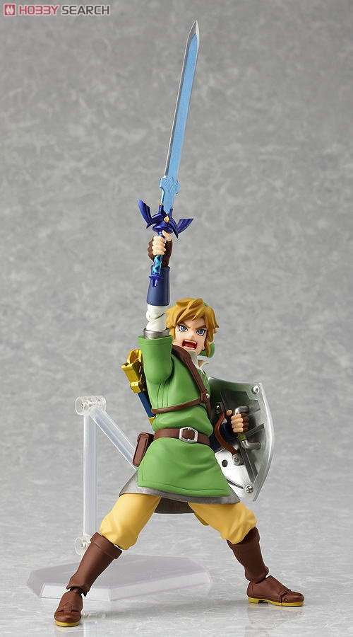 figma Link (PVC Figure) Item picture5