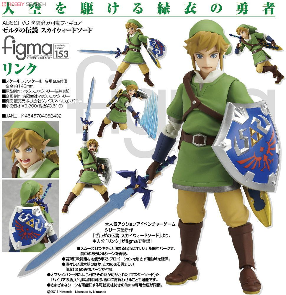 figma Link (PVC Figure) Item picture7