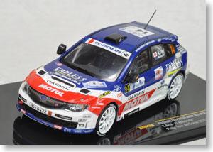 スバル インプレッサ WRX STI 2011年 ツールド・コルス #14 (ミニカー)