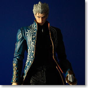 Devil May Cry 3 Play Arts Kai Vergil (PVC Figure)
