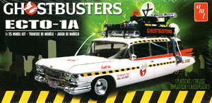Ghostbusters ECTO-1A (Plastic model)