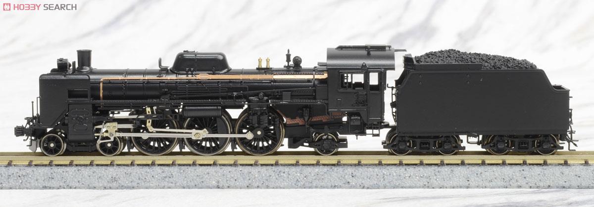 【特別企画品】 国鉄 C55 30号機II 蒸気機関車 (流改型・北海道タイプ) (塗装済み完成品) (鉄道模型) 商品画像1
