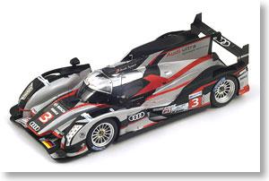 アウディ R18 ultra アウディスポーツチーム ヨースト 2012年 ル・マン24時間 5位 #3 (ミニカー)