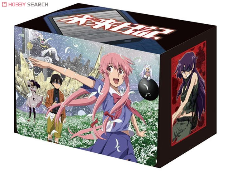 Bushiroad Deck Holder Collection Vol102 Future Diary Card Supplies Item