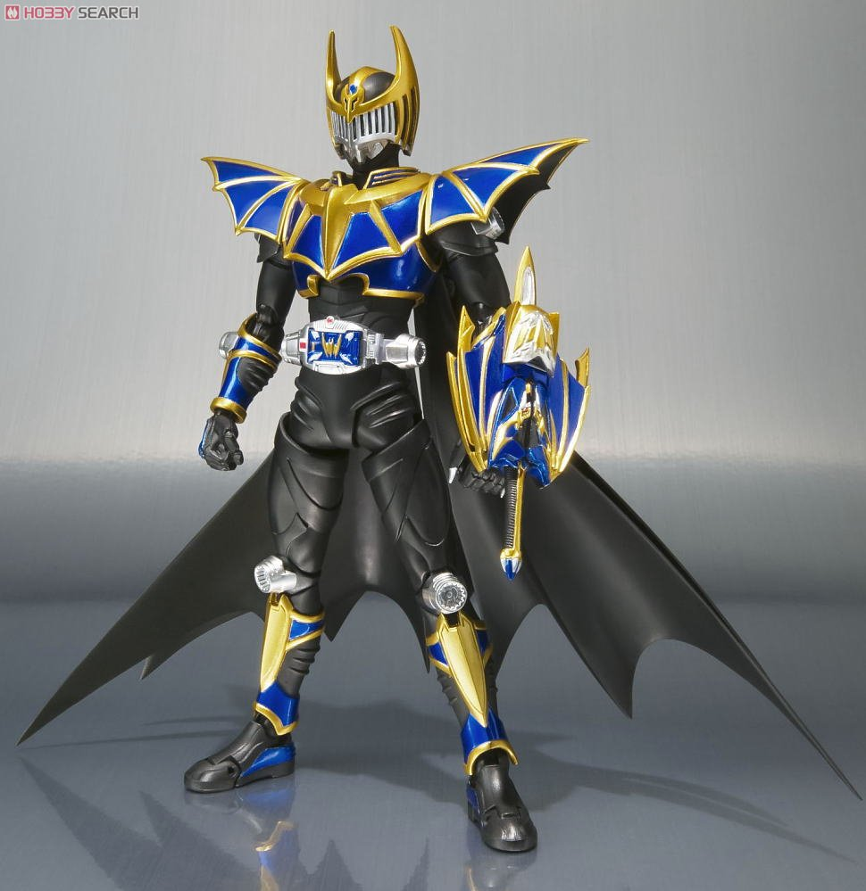 S.H.Figuarts Kamen Rider Knight Survive (Completed) Item ...