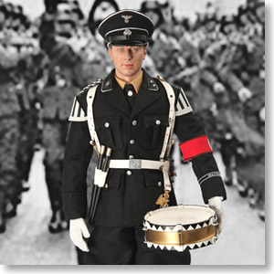 Leon Musikkorps der Waffen-SS Volume 1 : SS-cermonial Unit Buble / SS Snare Drummer (ドール)