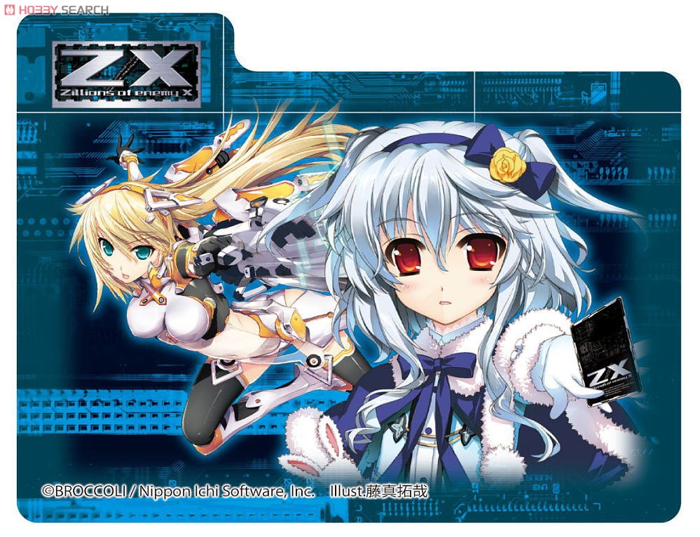 Character Deck Case Collection SP Z/X -Zillions of enemy X ...