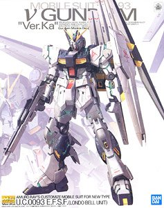 RX-93 Nu Gundam Ver.Ka (MG) (Gundam Model Kits)