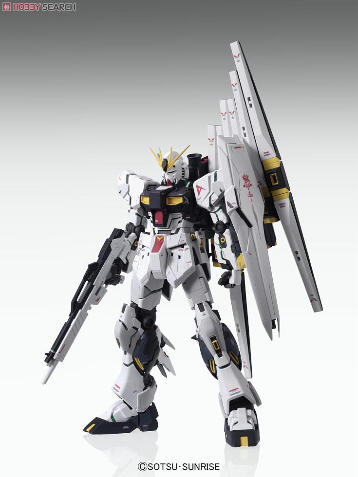 RX-93 νガンダム Ver.Ka (MG) (ガンプラ)