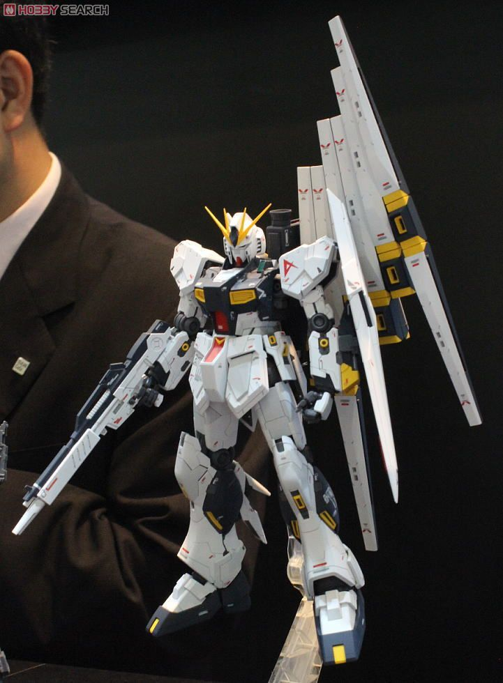 RX-93 Nu Gundam Ver.Ka (MG) (Gundam Model Kits) Other picture3