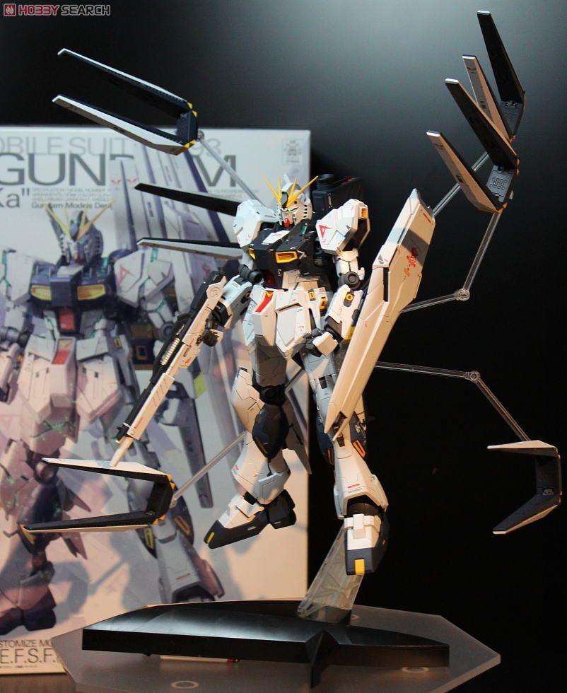 RX-93 Nu Gundam Ver.Ka (MG) (Gundam Model Kits) Other picture7