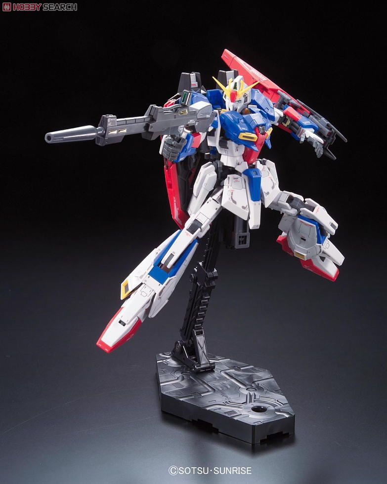MSZ-006 Z Gundam (RG) (Gundam Model Kits) Item picture5