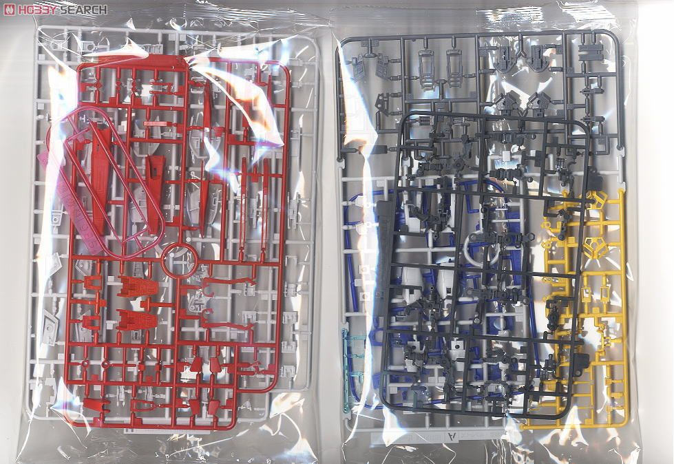 MSZ-006 Z Gundam (RG) (Gundam Model Kits) Contents1