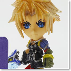 Final Fantasy Trading Arts Kai mini Tida from Final Fantasy X (PVC Figure)