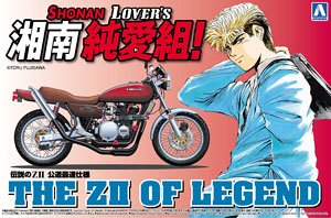 Legend of ZII (Model Car)