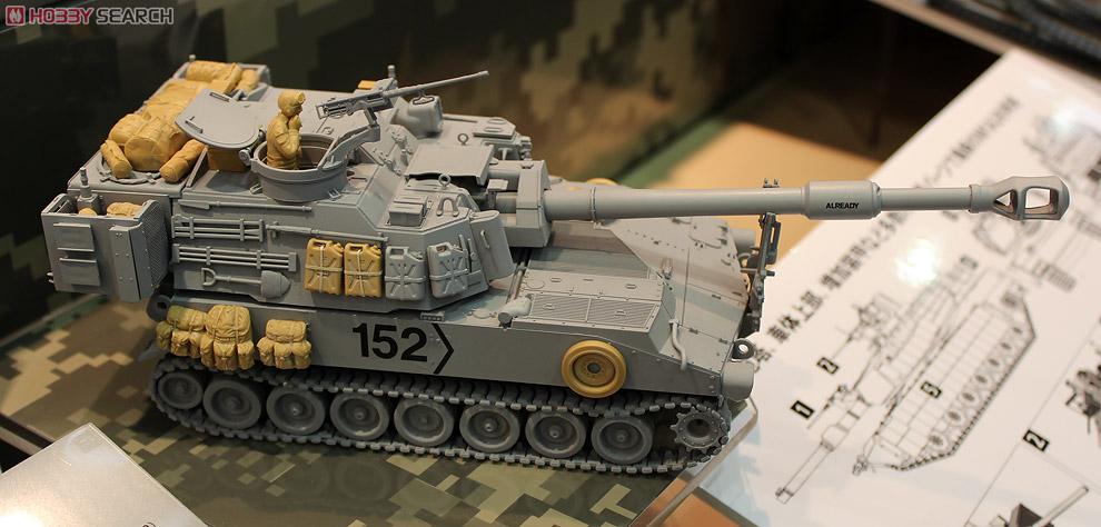 アメリカ M109A6 パラディン自走砲
