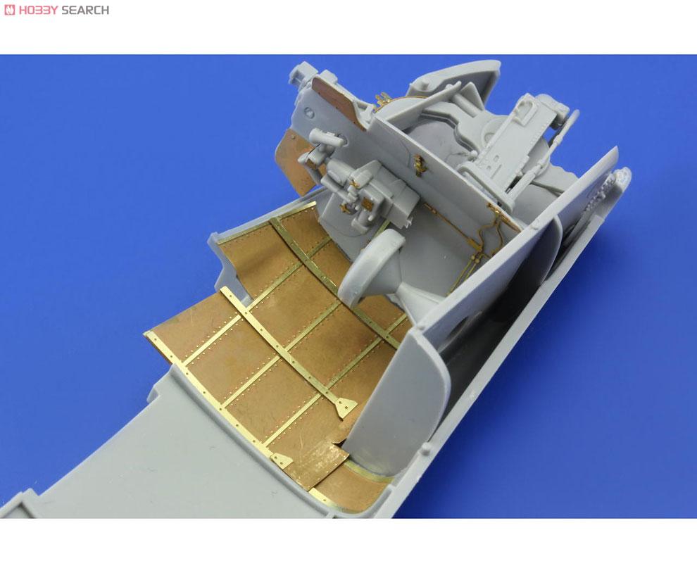 b 25 fuselage interior color etching parts plastic model other picture6. Black Bedroom Furniture Sets. Home Design Ideas