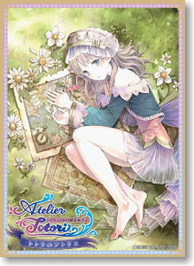Character Sleeve Series [The Alchemist of Arland] Atelier Totori [Totori] re-release ver. (Card Sleeve)