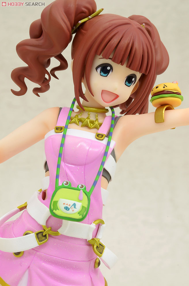 Brilliant Stage The Idolmaster 2 Takatsuki Yayoi (PVC Figure) Item picture16