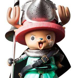 Door Painting Collection Figure Tony Tony Chopper Knight Ver. (PVC Figure)