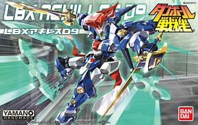Lbx Achilles D9 Plastic Model Hobbysearch Gundam Kitetc Store