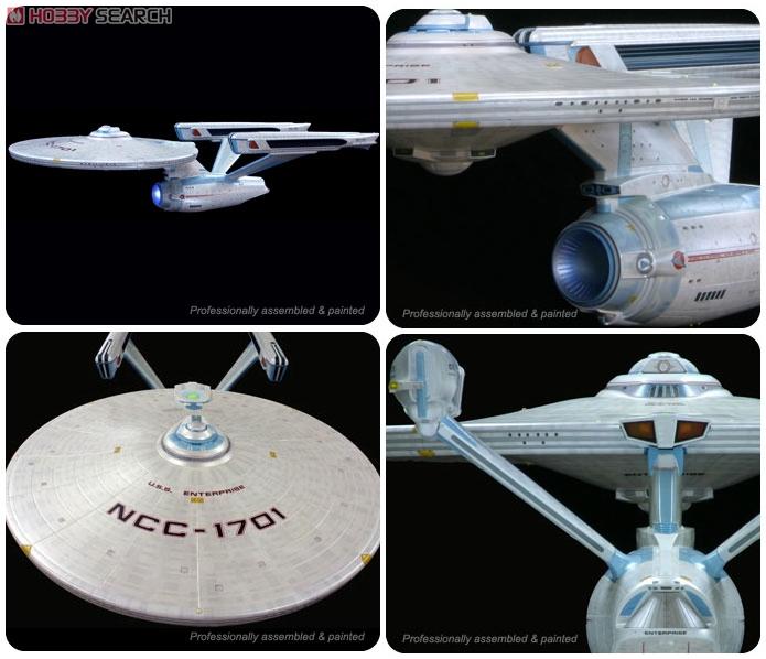 U.S.S.エンタープライズ NCC-1701-A (プラモデル)