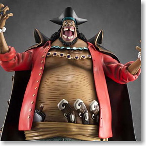 Excellent Model Portrait.Of.Pirates One Piece Series NEO-EX Blackbeard Marshall D. Teach Ver.1.5 (PVC Figure)