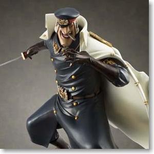 エクセレントモデル Portrait.Of.Pirates ワンピースシリーズNEO-DX 雨のシリュウ (フィギュア)