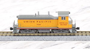 EMD NW2 UP (ユニオン・パシフィ...